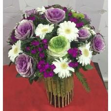 Kır Çiçekleri Aranjmanı