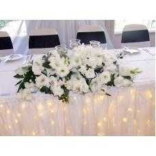 Yemekli Düğün Masası Çiçeği